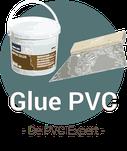 pvc tegels inclusief leggen lijm voor pvc