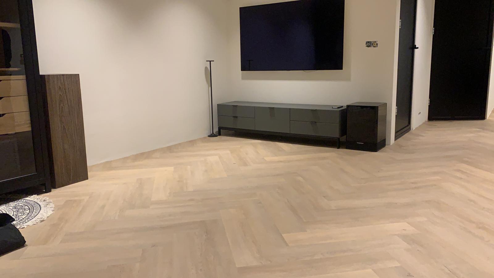 60 m² Visgraat Palazzo XL71 Plak-pvc te Diemen