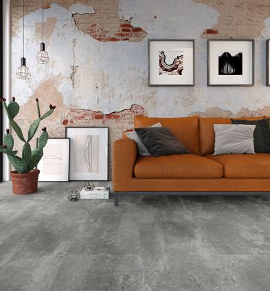 pvc betonlook inclusief leggen