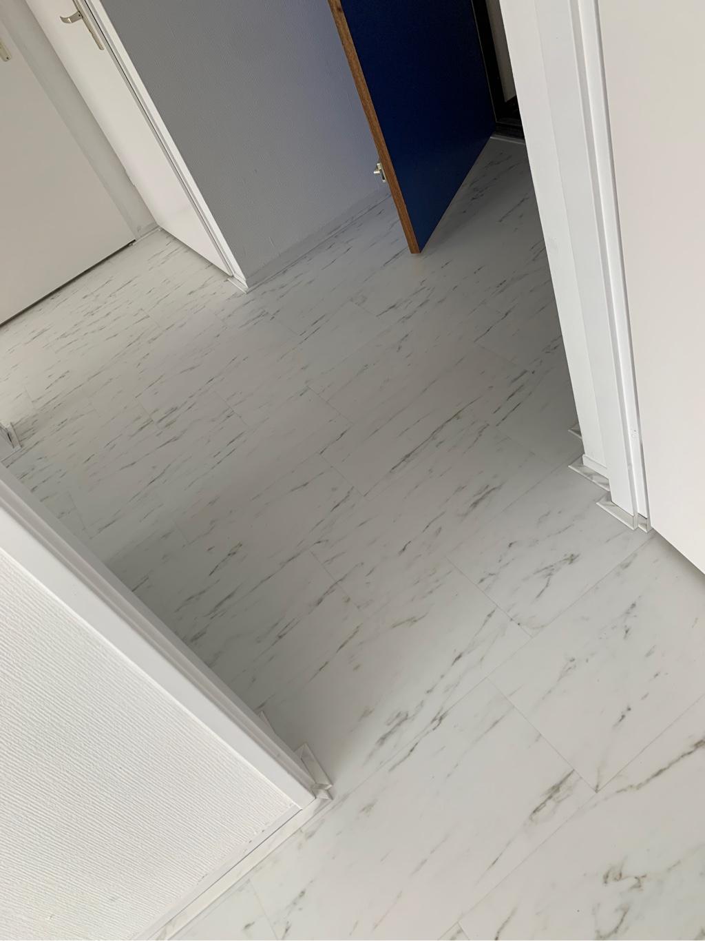 50 m² Quick-Step 40136 Carrara Marmer Wit te Ridderkerk
