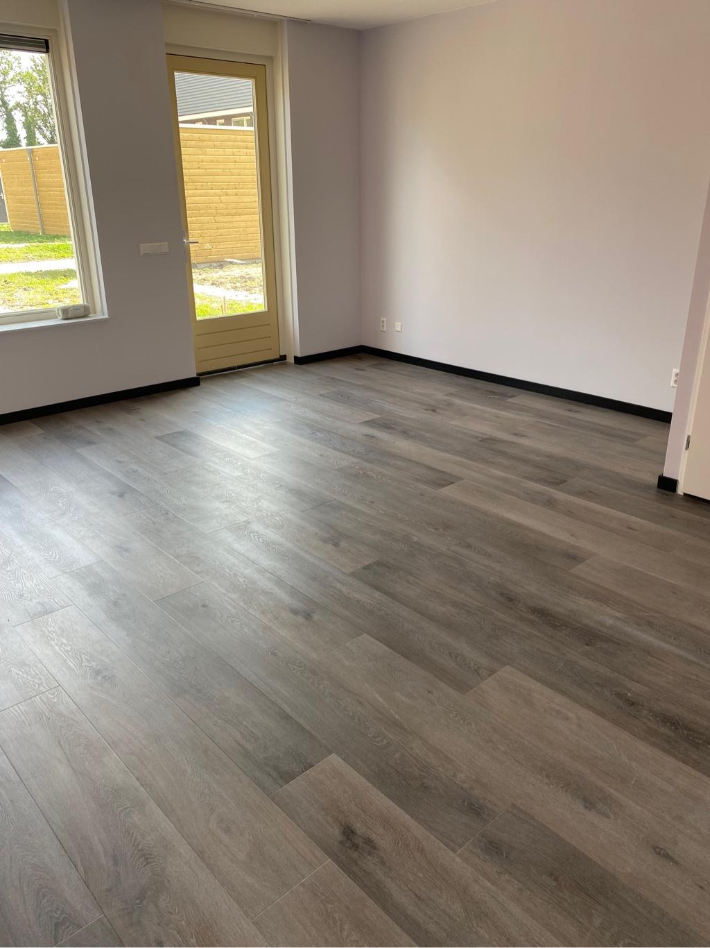 45 m² Riante Plank Nougat Plak-pvc te Nieuw-Lekkerland
