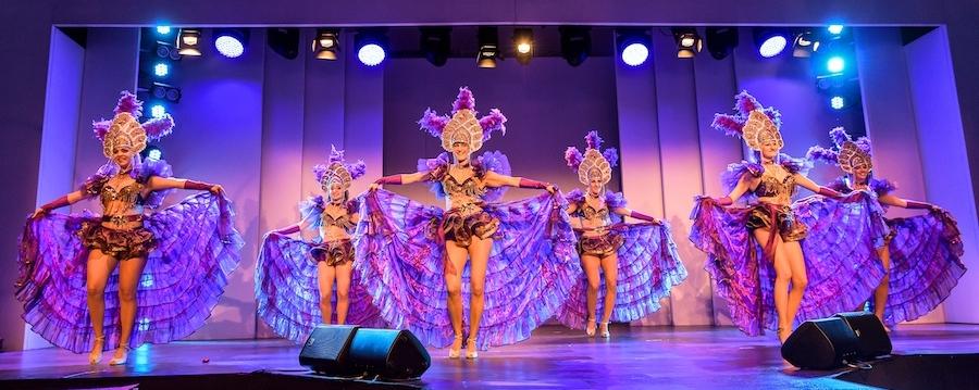 Bonita Latina Tanzshow