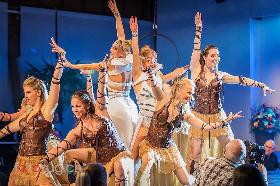 Fantasy Amazonen Tanzshow