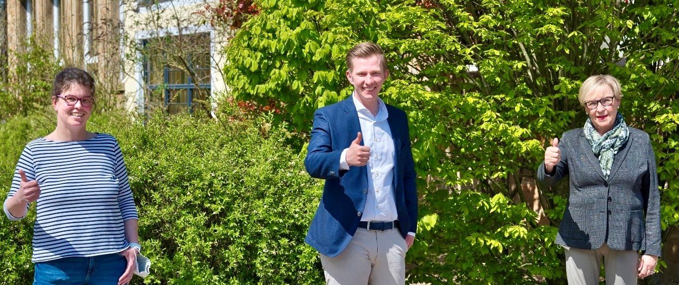 Seestern-Pauly führt FDP-Kreistagsliste an