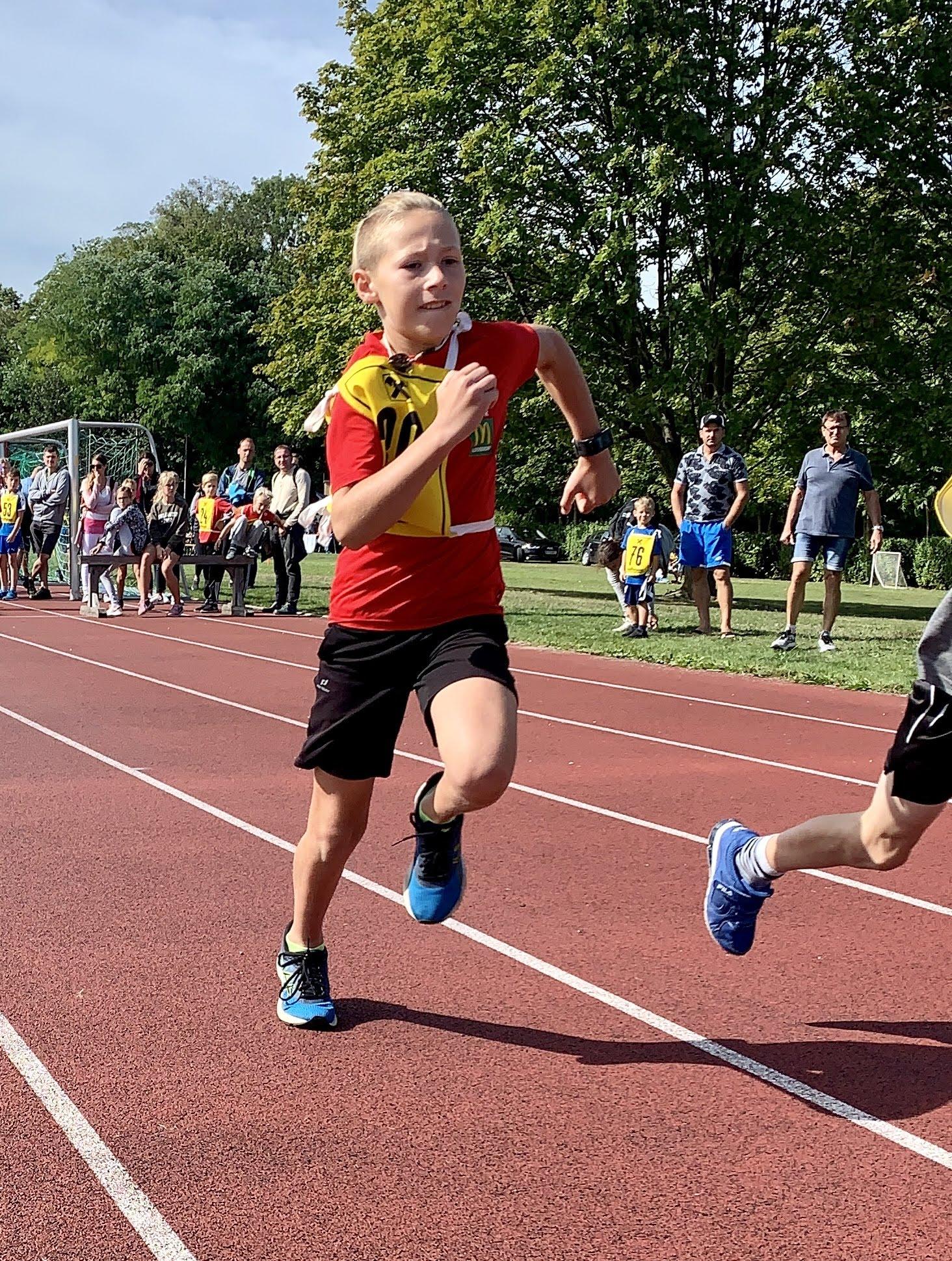 Toller Erfolg von Lars Peichl (U14)