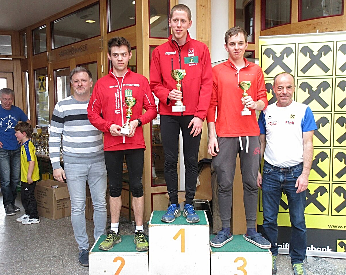 Gratulation an Gerhard & Martin!! Gerhard wieder auf Siegerkurs.... :-)