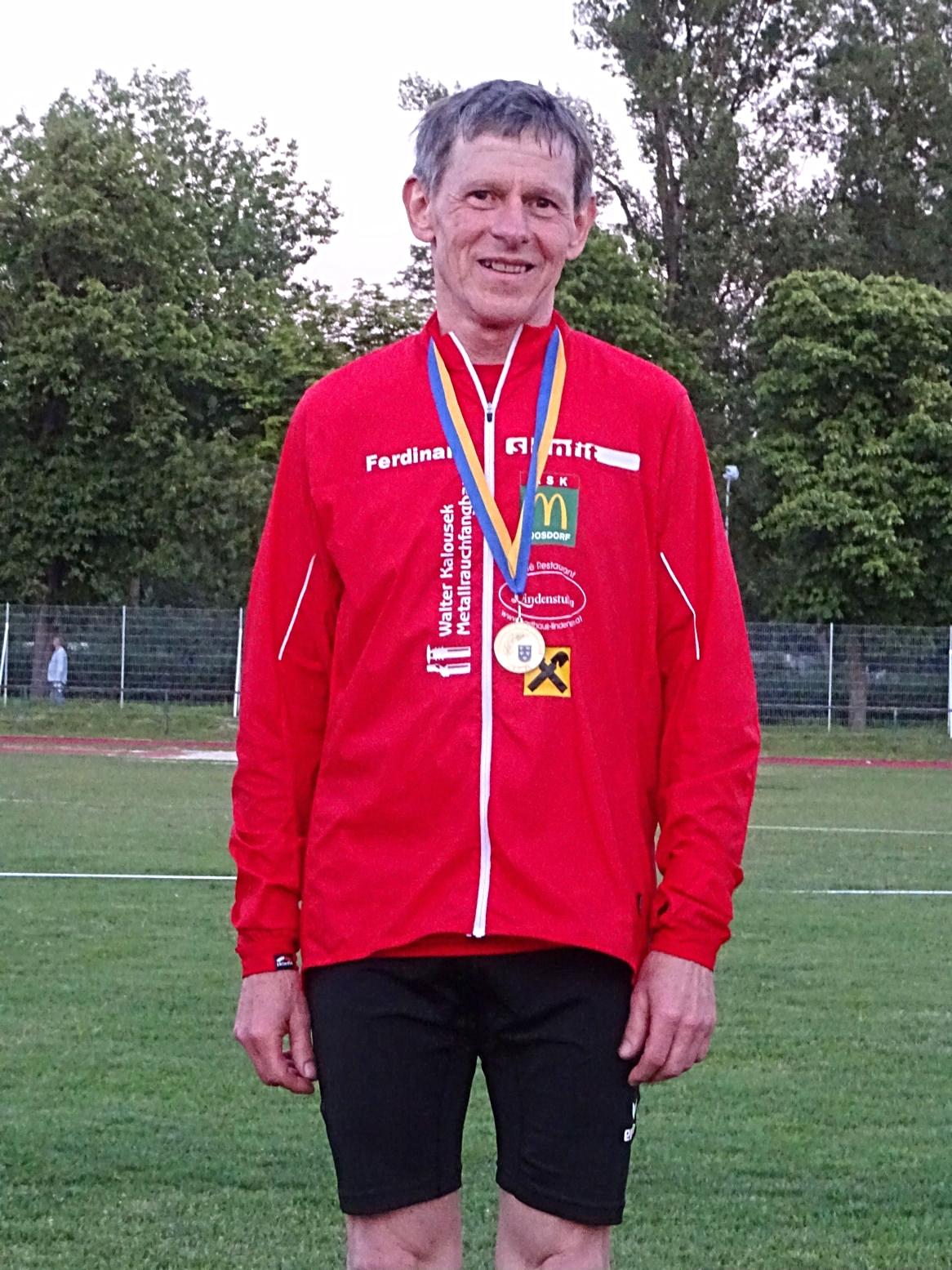 Landesmeister 10km Bahn