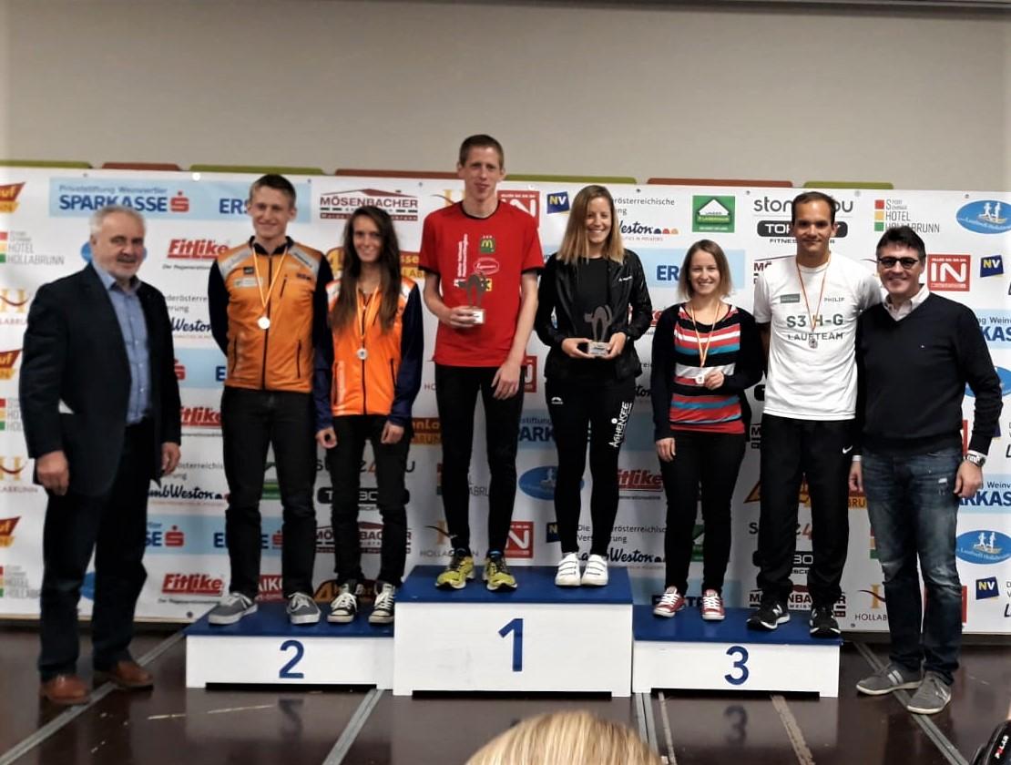 Gratulation zum Sieg und neuen Streckenrekord!