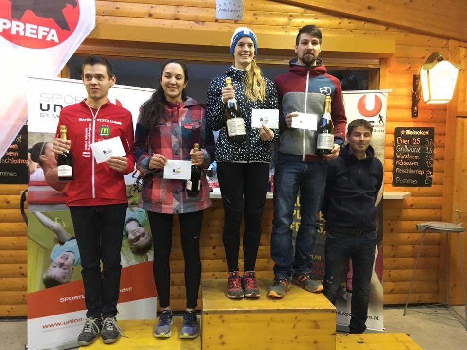 3. Platz beim XRun-Cup-Finale in St.Veit