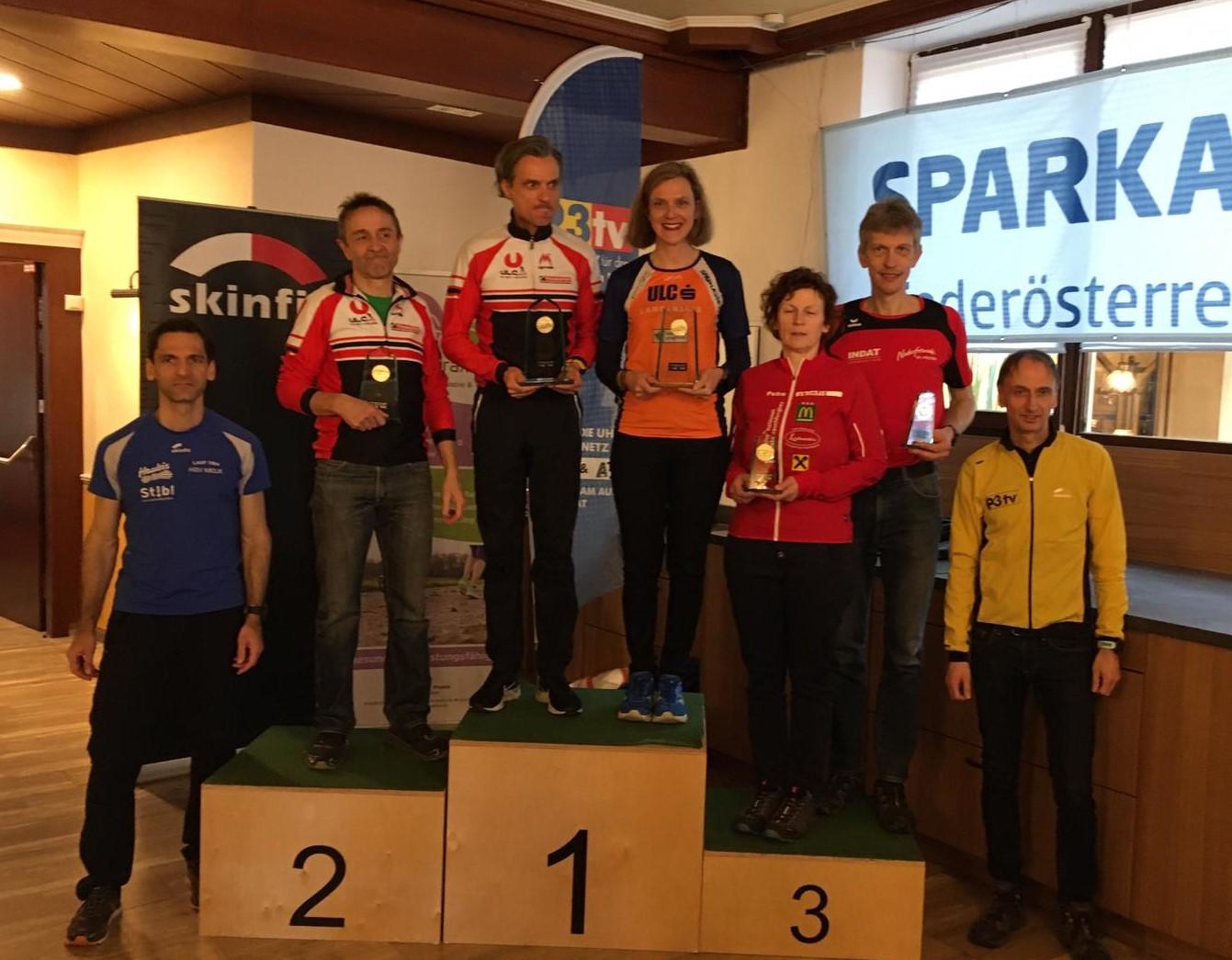 3. Platz Gesamtwertung - Super Petra