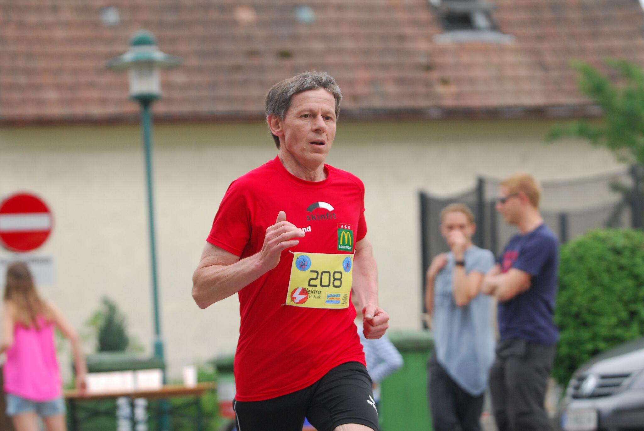 Gerhard in Topform