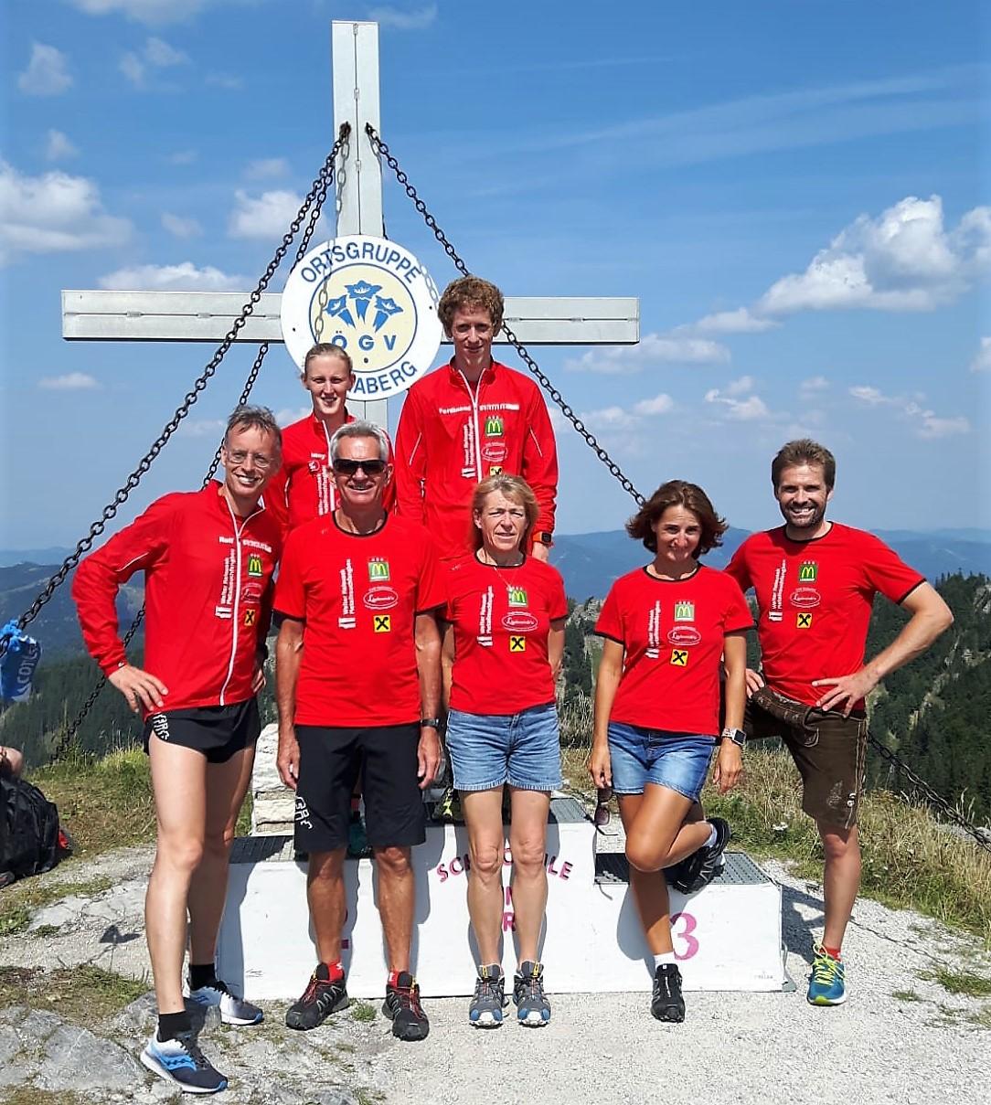 Unsere NÖ Berglaufmeister