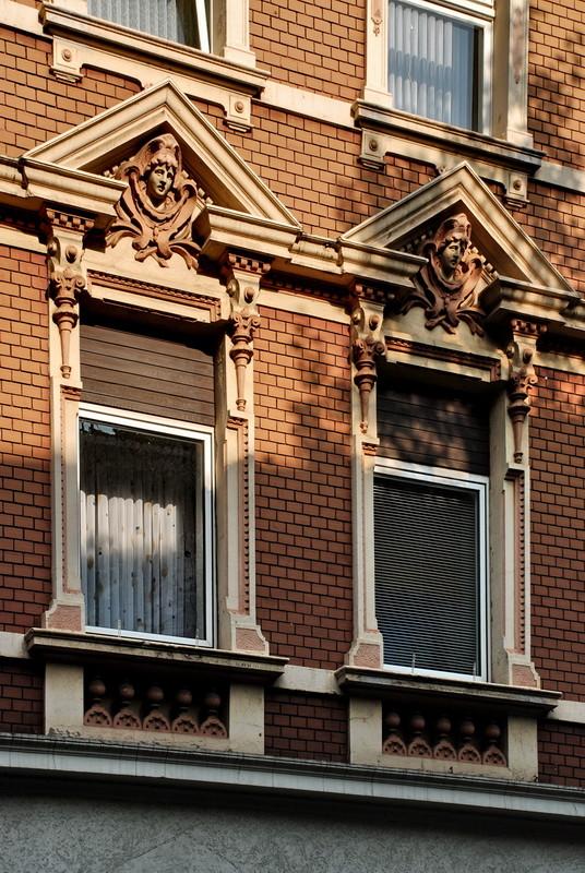Historische Fassaden in Dortmund - Hörde
