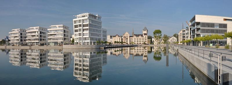 Phoenix - See - Hafen, Dortmund - Aug 2013