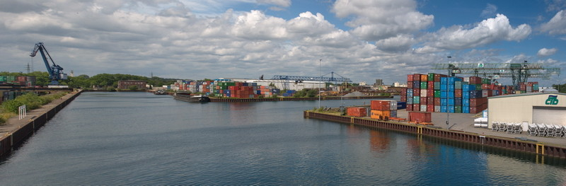 Südhafen - Kanalhafen - 7/2014