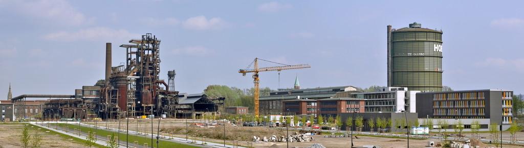 Phoenix-West, Dortmund - Hörde | April 2010