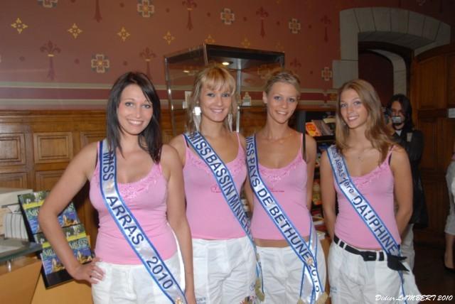 Toujours les Miss de la région Artois
