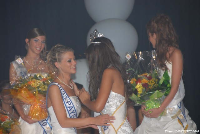 Angéline Lagache - Miss Nord Pas de Calais 2010