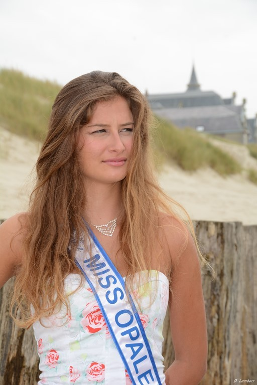 Lucie Miss Opale Sud 2014
