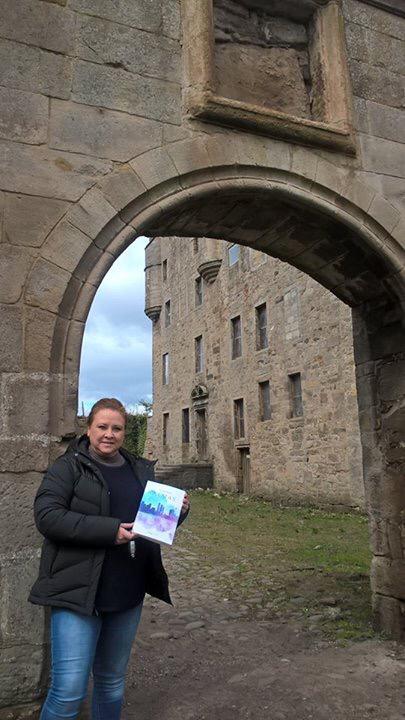 Almas en Midhope Castle (Escocia) Lallybroch