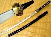 Купить Cold Steel Double Edge Katana Warrior.