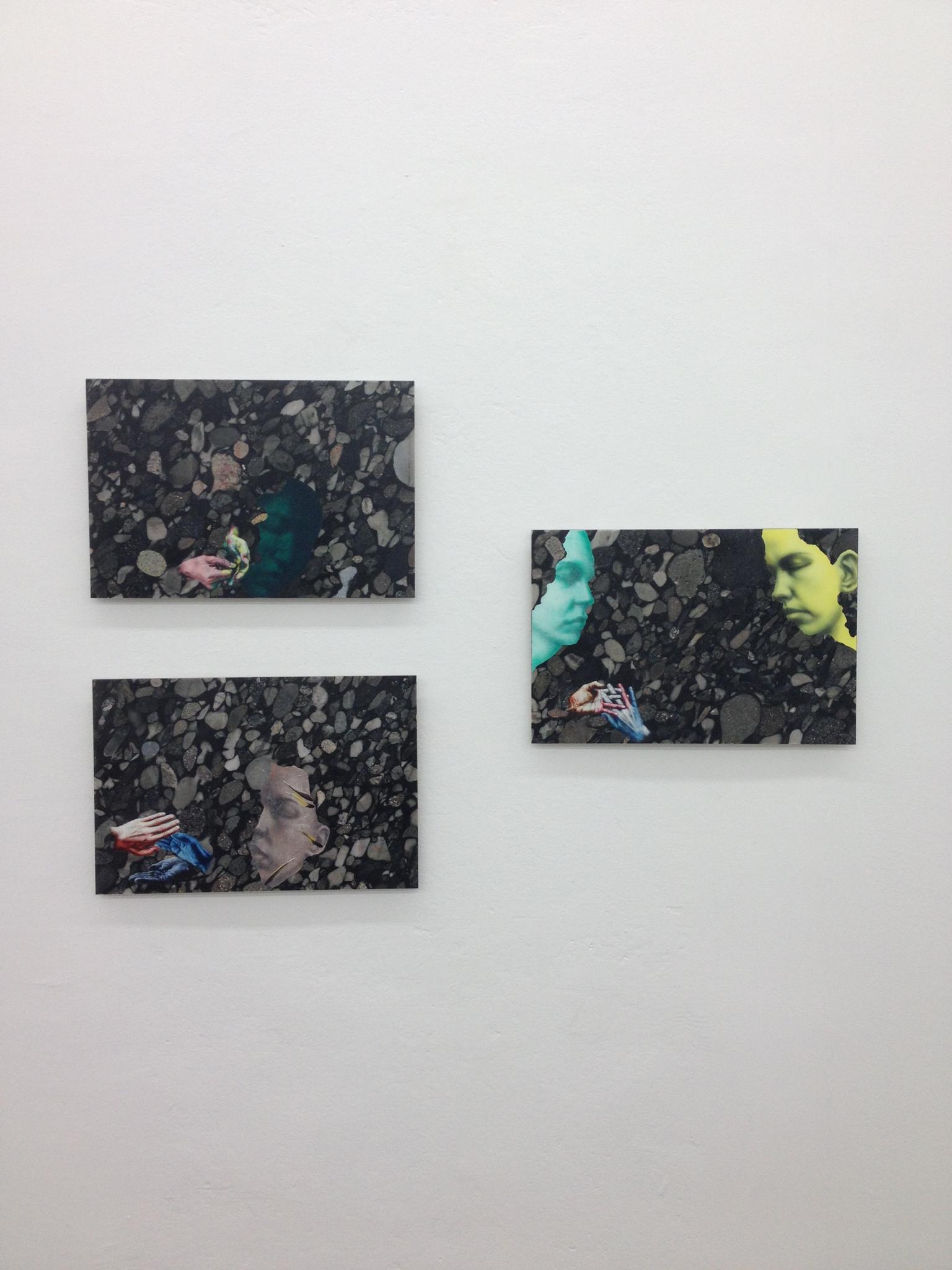 Carte blanche à François-Marie Deyrolles 2018 centre d'art Fernet-Branca Saint Louis