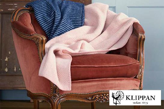 KLIPPAN, coperte in lana d'agnello