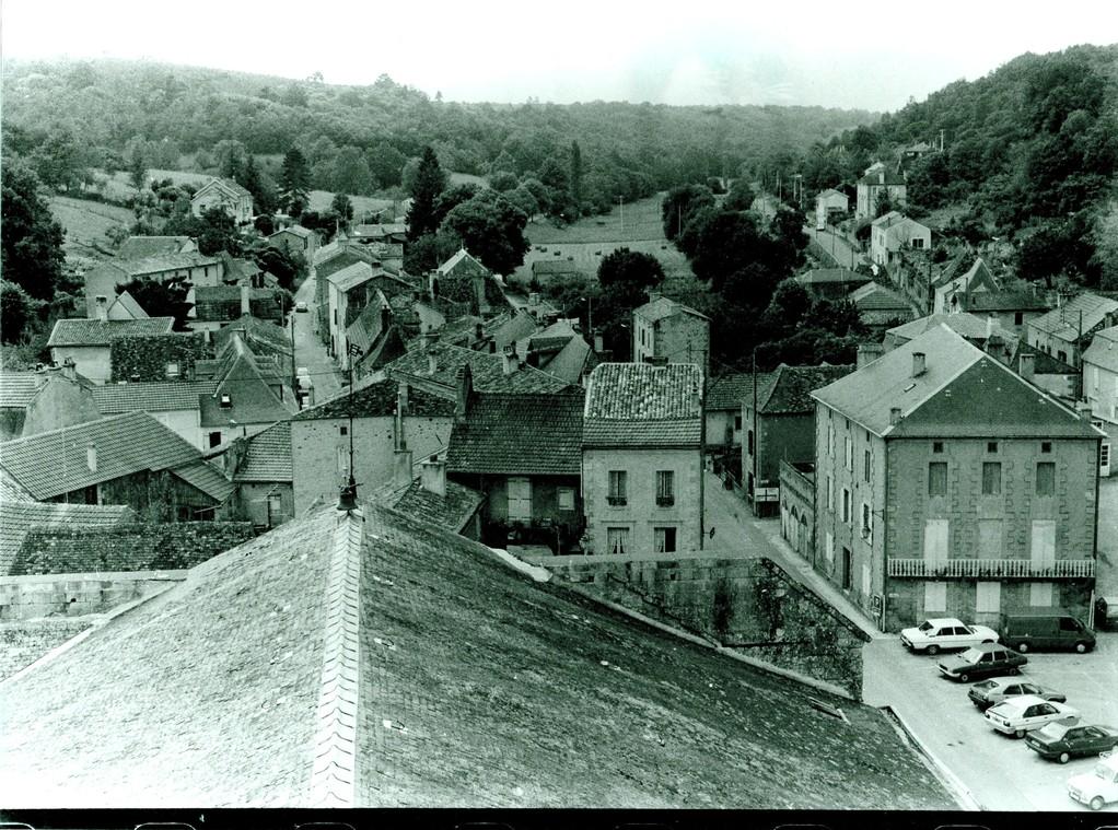 vue depuis le clocher(J.Colonna)