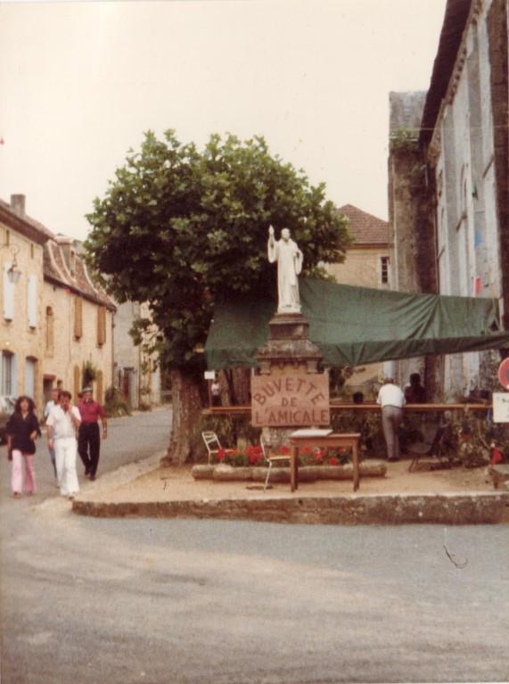Buvette St Bernarde
