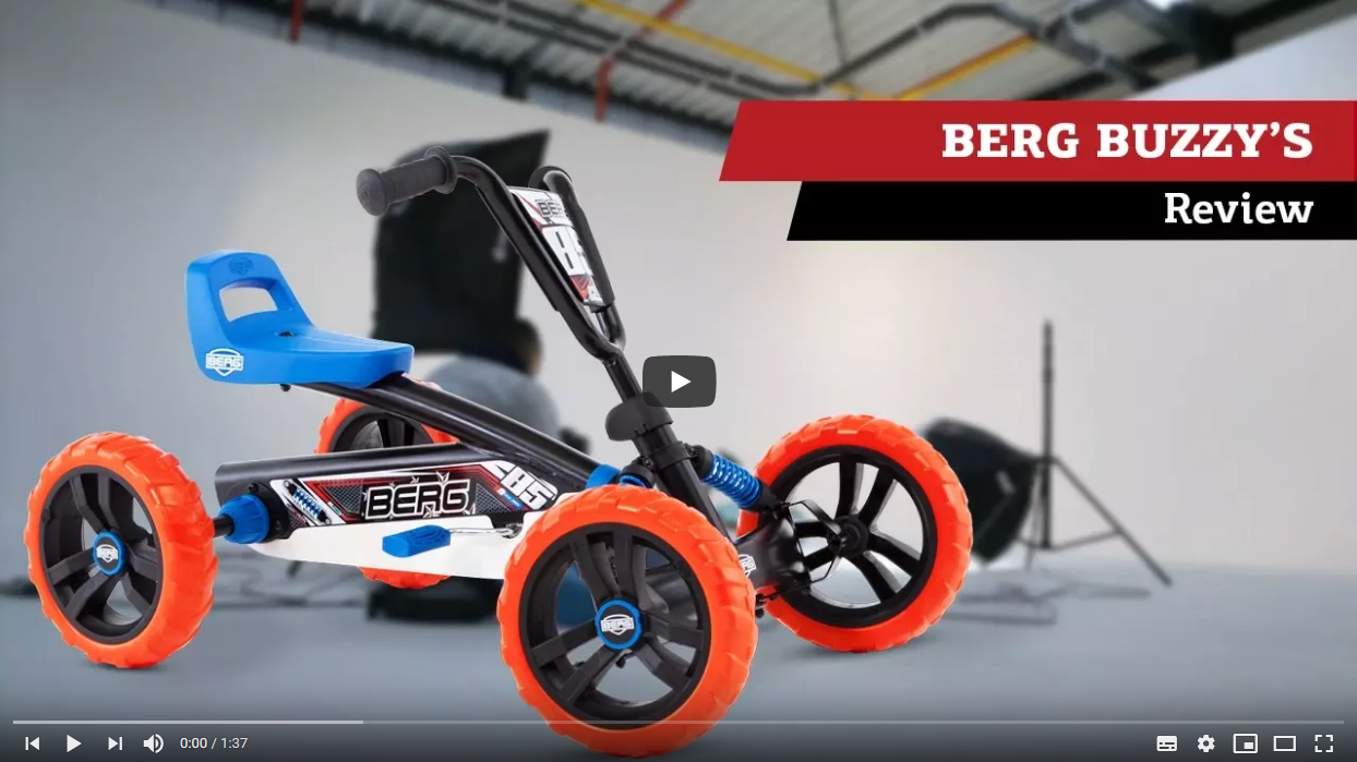 Review | BERG Buzzy Pedal-Gokarts