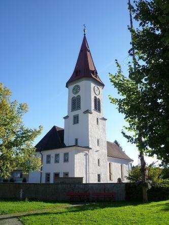 Pfarrkirche St. Nikolaus in Bösenreutin