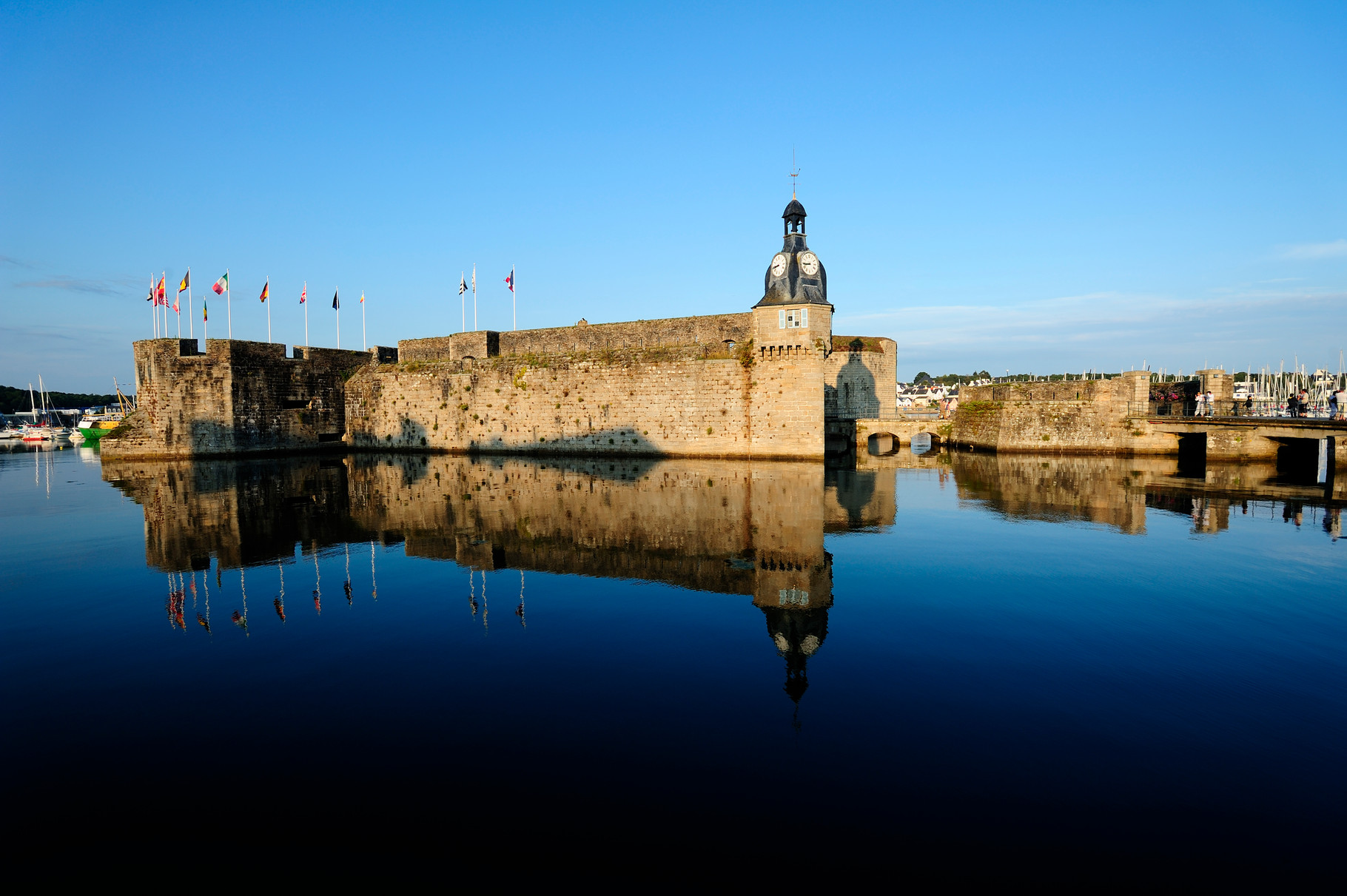 Concarneau la Ville Close © Le Gal Yannick