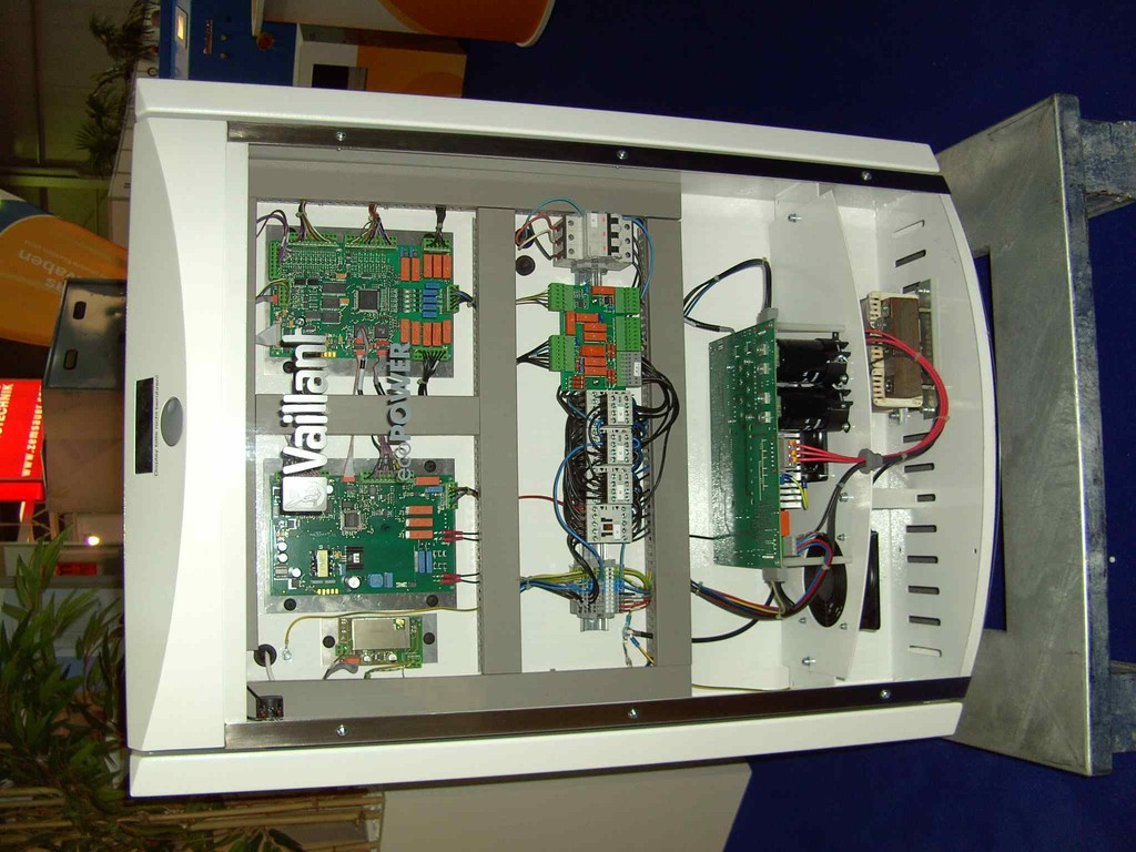 Steuerungs Elektronik ECO Power BHKW
