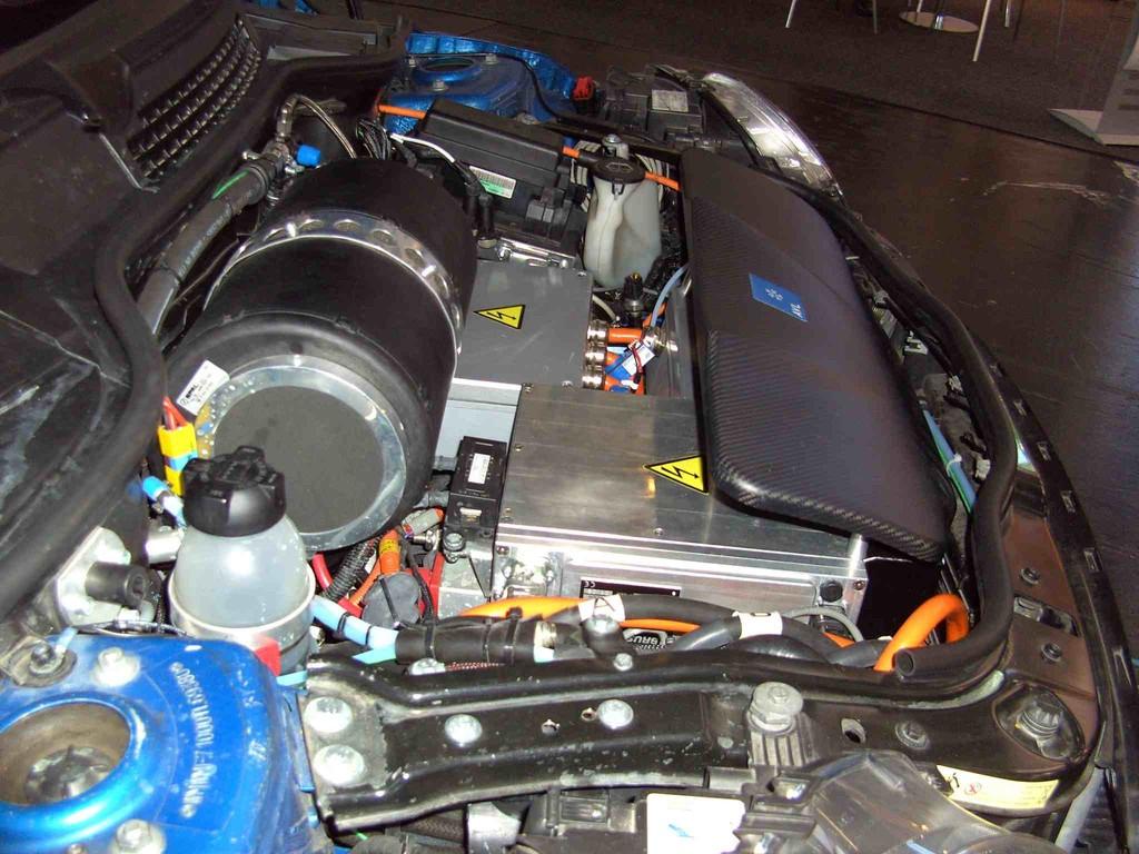 E Motor