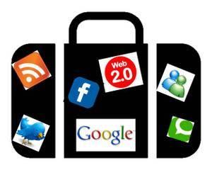 bagage social media minimum