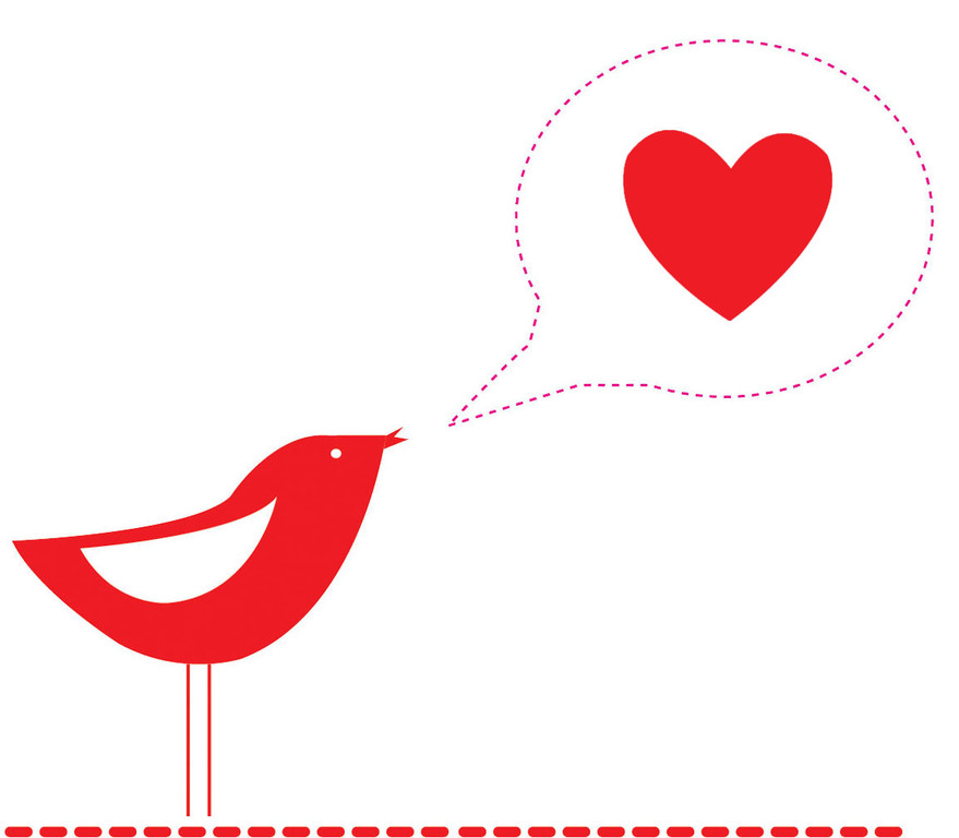 Community management quelques id es saint valentin 2012 for Idee application web
