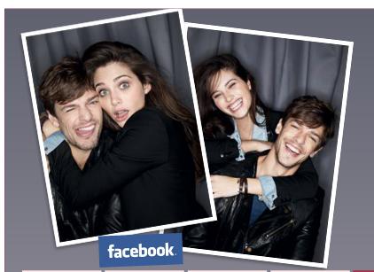 L'application Facebook Saint Valentin de Nocibe