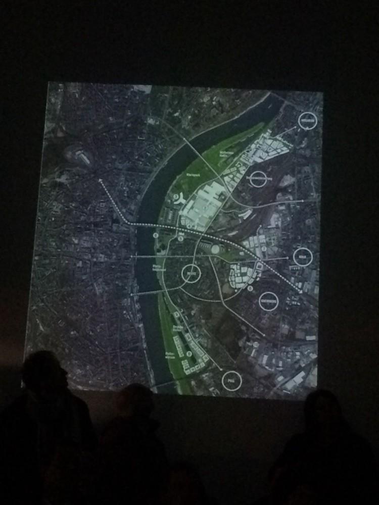 Fokus Rechtsrheinisches Köln. Abbildung Stadt Köln, Stadtplanungsamt
