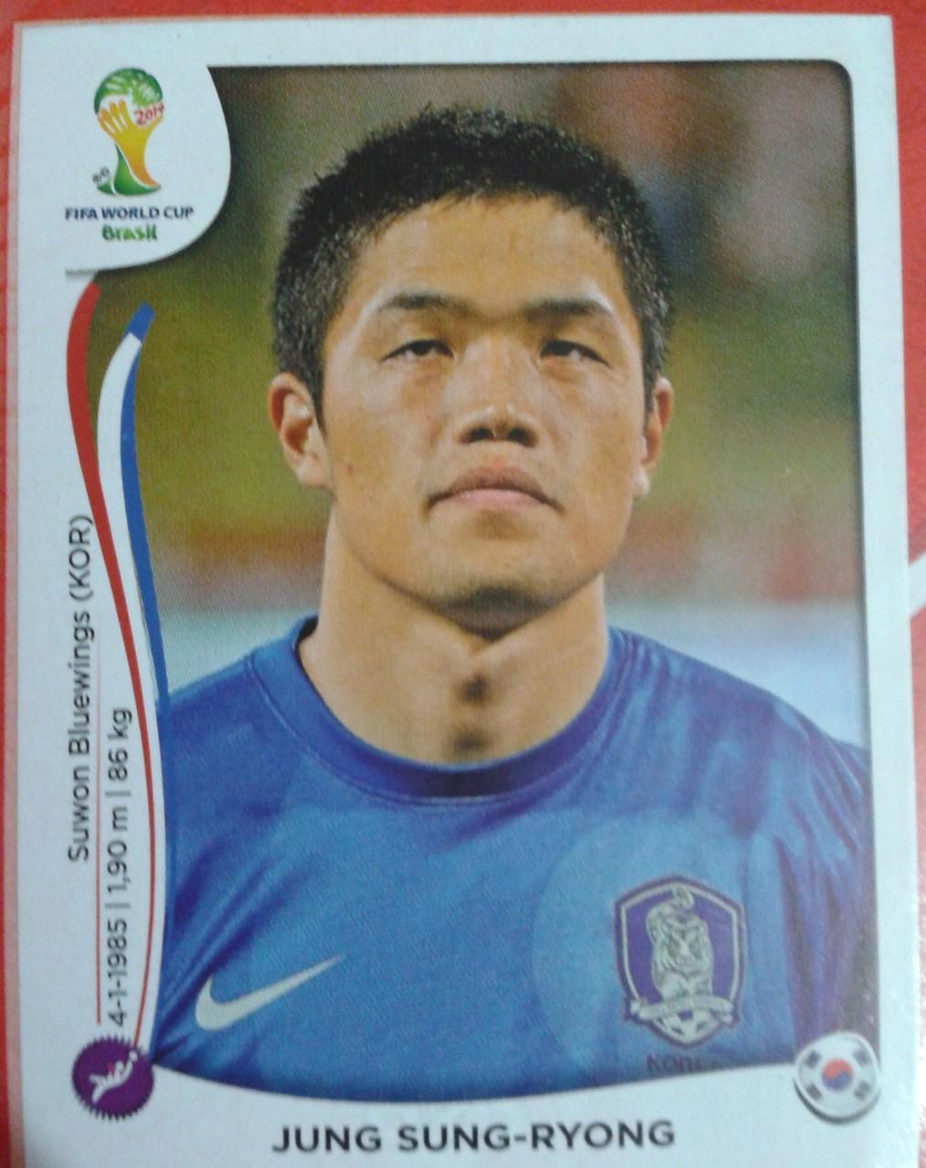 Jugador de la selección Mundial 2014