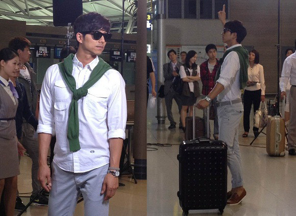 Actor en la Foto: Gong Yoo
