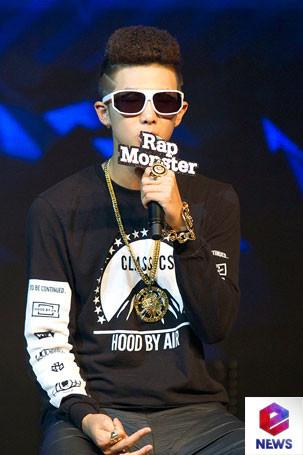 Rap Monster hablo sobre su participación en la parte de la producción de este nuevo álbum