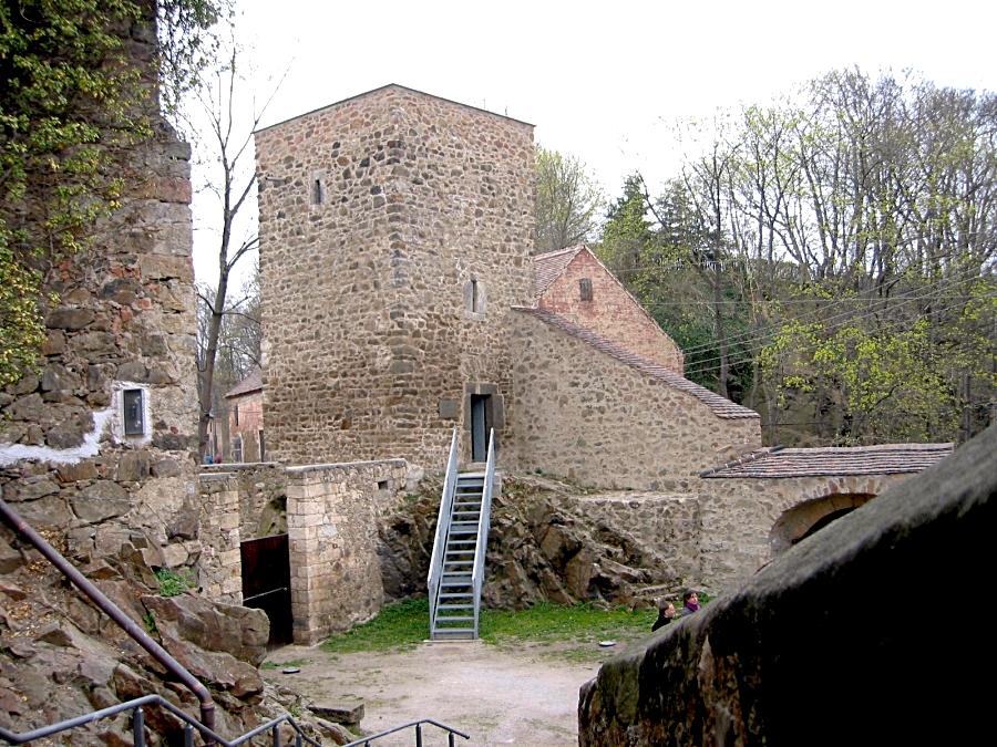 Schloss Klippenstein, Eulenturm