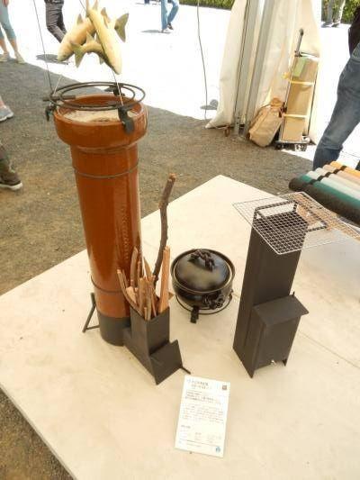 同ユニットが手がける「とこなめ土管ロケットストーブ」はエコロジーオンラインが手がけた「ナノ発電所」とともにロハスデザイン大賞2014に最終ノミネートされました。