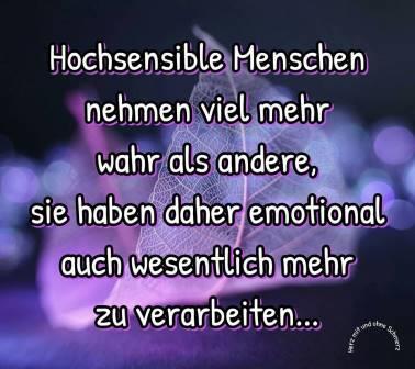 Viele Menschen sehen nicht die Traurigkeit in den Augen der anderen.....