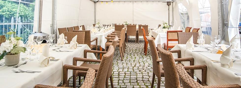 Terrasse (Feierlichkeiten)