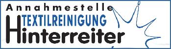 Annahmestelle Textilreinigung Hinterreiter in Schwaz