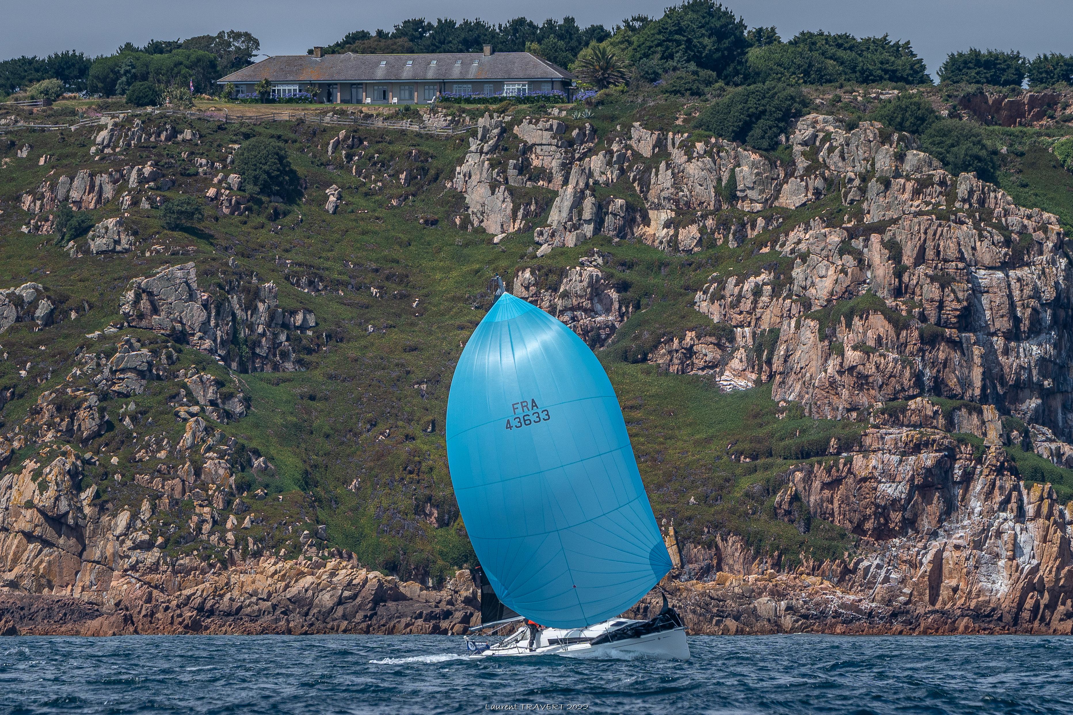 Tour de Corse à la Voile 2018- GP42 Confluence - 2nd overall