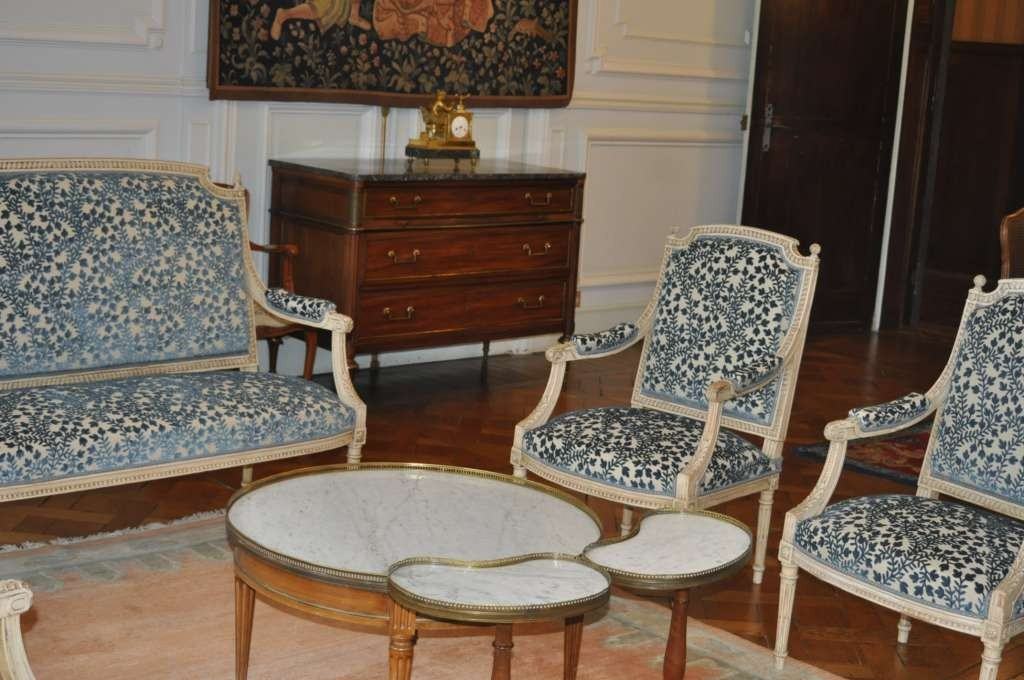 Salon Louis XVI Jacob
