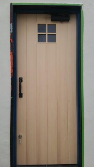 店舗様お洒落なドア