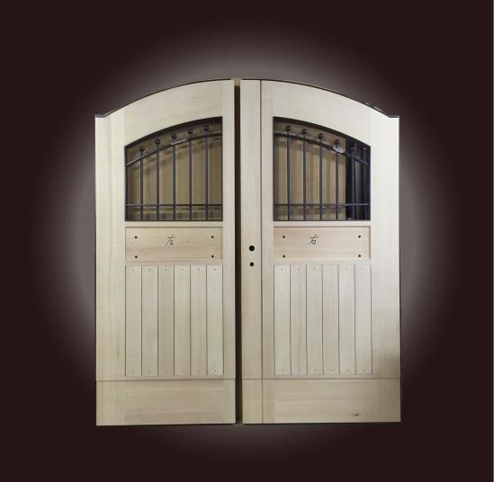 アールの門扉